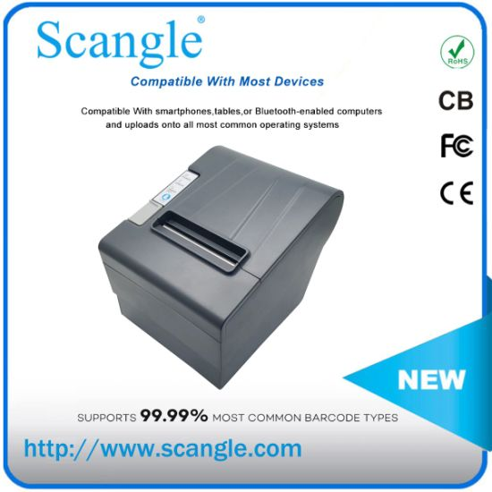 China Thermal Receipt POS Printer 80mm with Autocutter/ All