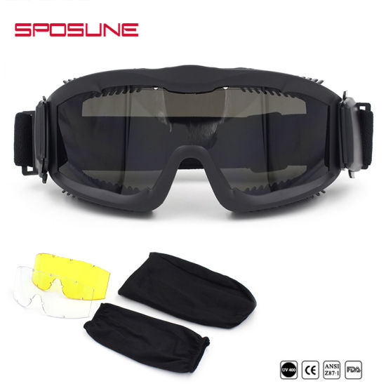 a78dc6be423 Manufacturer Shooting Glasses Army Military Sunglasses Unisex Military  Glasses Frames pictures   photos