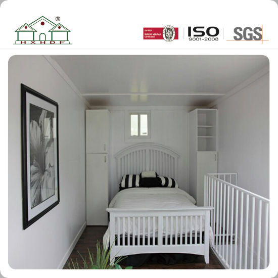 China 2 Bedroom Prefabricated Modular Houses Modern Cheap