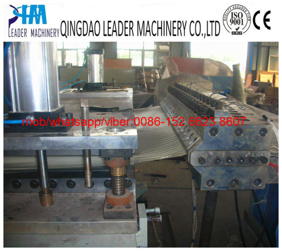 UPVC/PVC Corrugated Roofing Sheets Extrusion Line pictures & photos