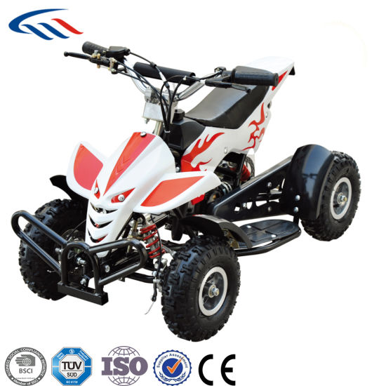 49cc Mini Kid ATV 2 Stroke Quad Bike with Reverse for Sale pictures & photos
