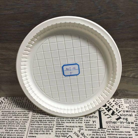 Biodegradable Non Smell Dinner Tableware Eco Friendly Paper Plate & China Biodegradable Non Smell Dinner Tableware Eco Friendly Paper ...