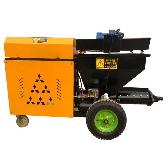 Mortar Spraying Machine Wall Spray Painting Equipment