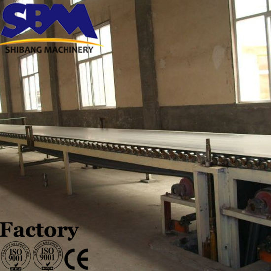 Paper Faced Autoatic Gypsum Board Production Machine pictures & photos