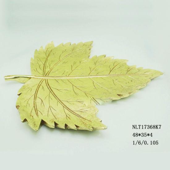 China Custom Handmade Leaf Shape Wall Decor Art for Sale - China ...