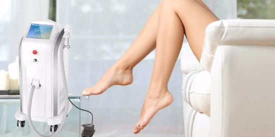 Tga Approved Diode Laser 808nm Hair Removal Machine pictures & photos