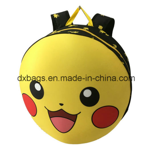 Pokemon 3D Backpack, Backpack pictures & photos