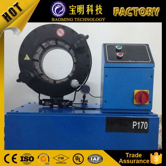 China Supplier Alibaba Express 10 Inch Hydraulic Hose Crimping Machine