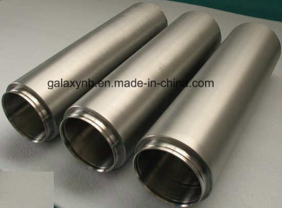 High Quality Zirconium Tube Target with Thread pictures & photos