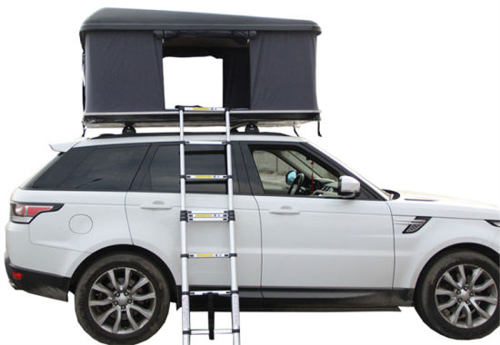 Outdoor Camping Tent Hard Car Box Tent Hard Shell Roof Top Tent