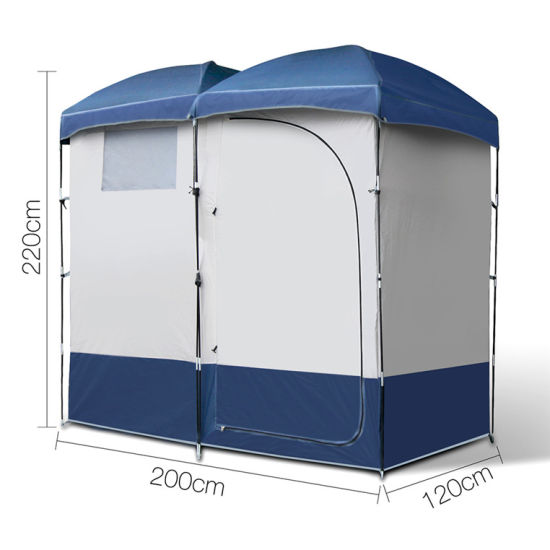free shipping 25371 e2bce Foldable Camping Beach Shower Tent Portable Changing Shelter