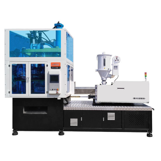 Ce Approval Vertical Automatic Pet Plastic Injection Blowing Molding Machine
