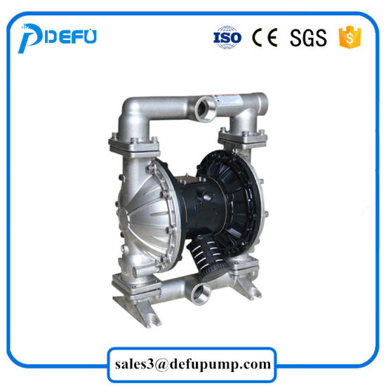 3 Inch Sanitary Air Diaphragm Pump for Food pictures & photos