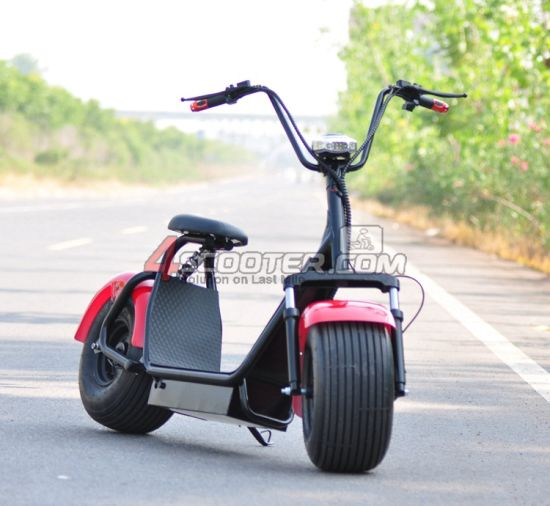 Newest City Riding Electric Motorcycle for Personal Transport pictures & photos