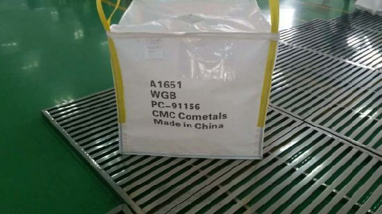 Container Bag for Packing Cement or Silica Sand