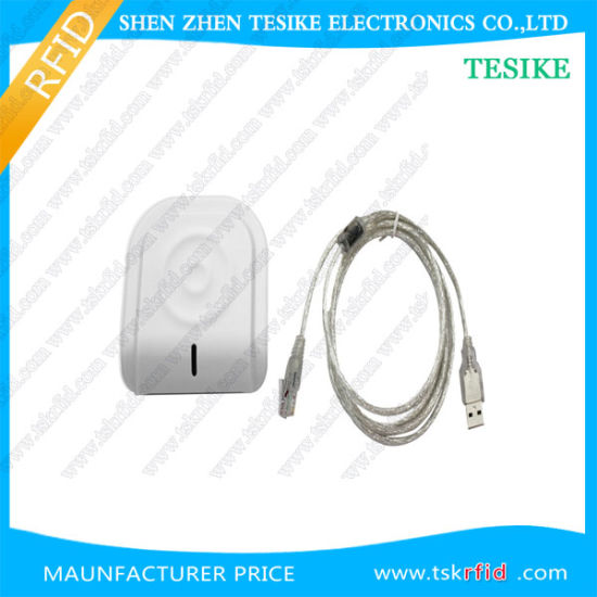 China Free Software 13 56MHz WiFi RFID Card Reader Support