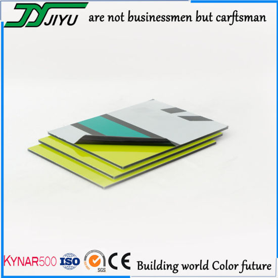 High Quality Aluminium Composite Panel for Exterior Wall Cladding