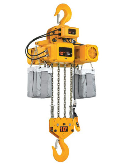 High Quality Endless Electric Chain Hoist pictures & photos