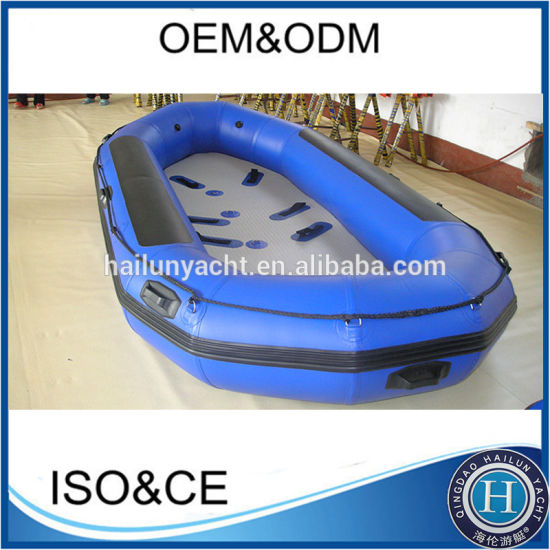Cheap Water Raft Ce Fishing Boat 8 Person Inflatable Rafting Boat