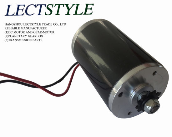 50W 24V 3200rpm Permanent Magnetic DC Motor