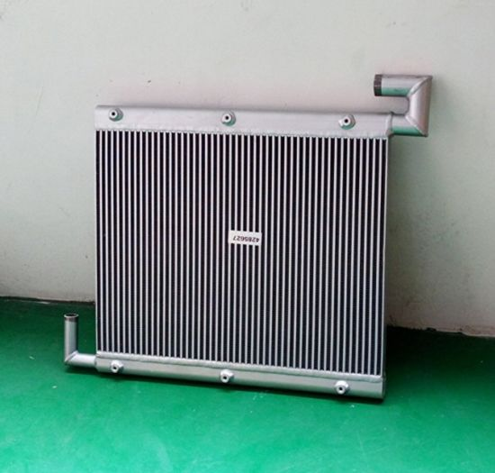 4285627 Hydraulic Oil Cooler Fits for Hitachi Excavator Ex100-3 Ex120-3 4bd1 Good Quality