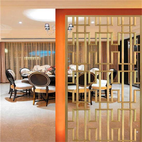 Building Materials Modern Metal Wall Panels Room Divider