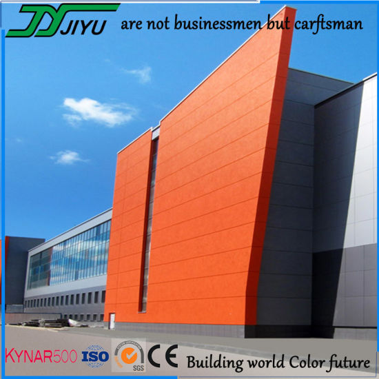 Easy to Install Aluminum Plastic Composite Panel with PVDF Coating