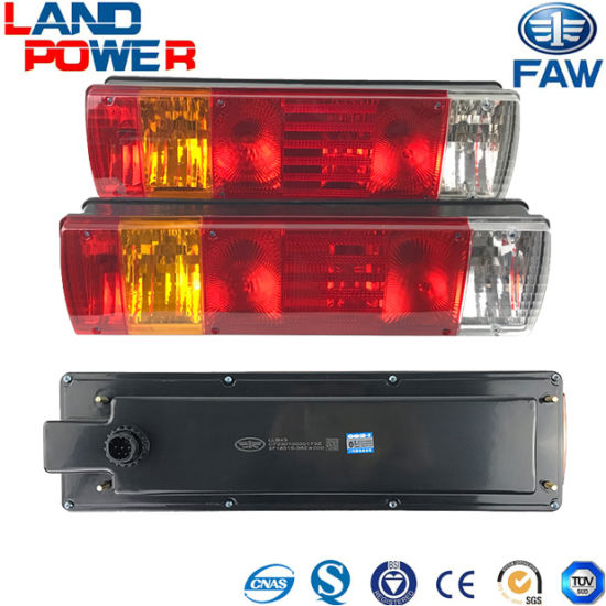 3716015-362 Original Truck Tail Lamp FAW Freight Carrier Truck Spare Parts for FAW Truck with SGS Certification and Competive Price