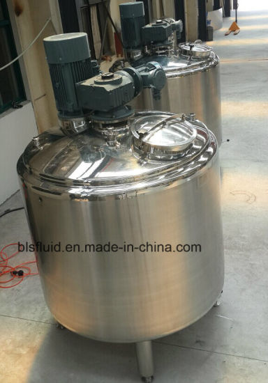 Sanitary Stainless Steel Pharmaceutical Mixing Tank pictures & photos