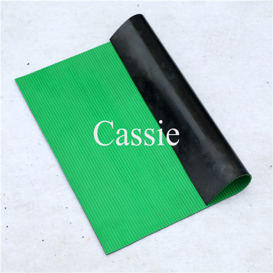 Color Industrial Acid Resistant Anti-Abrasive Rubber Sheet pictures & photos