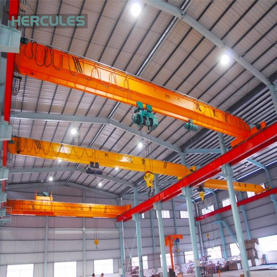 Overhead Cranes Bridge Chain Hoist Eot Crane Price pictures & photos