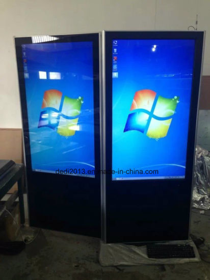 Dedi Indoor 55inch Android System Digital Signage Advertising LCD Display