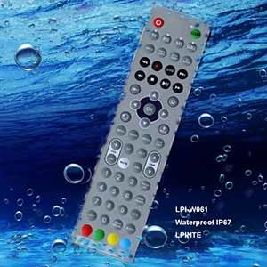 Universal Learning Waterproof Remote Control Touch Panel pictures & photos