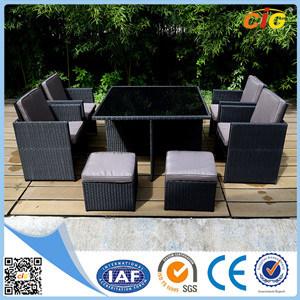 High Quality Outdoor Rattan Sofa Set