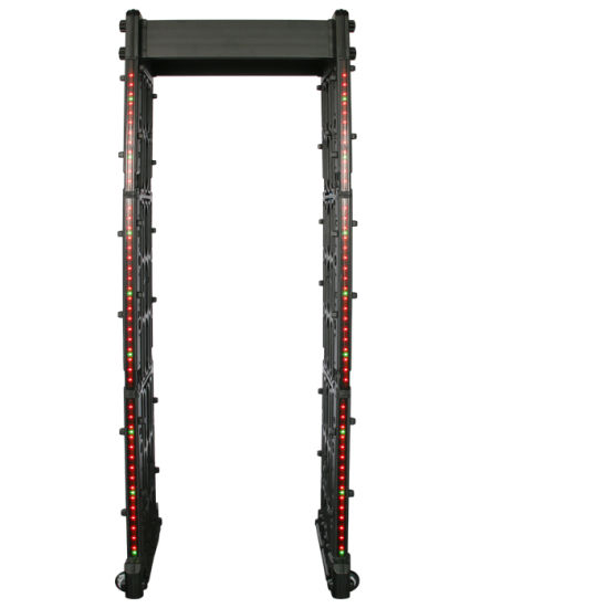China Portable Door Frame Type Full Body Scanner Metal Detector ...