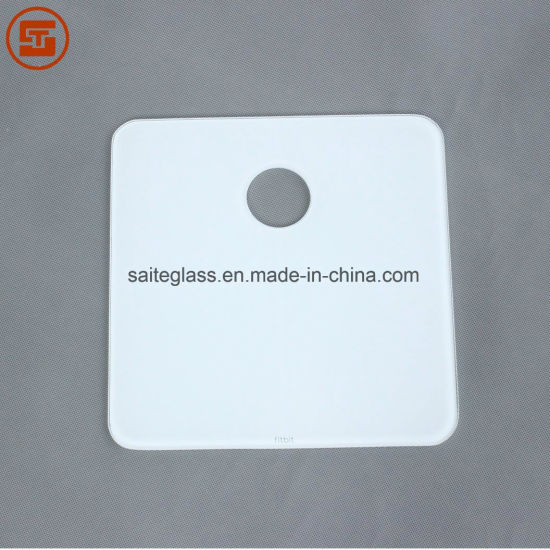 Customized ITO Bathroom Electronic Body Fat Weighing Scale Top Cover