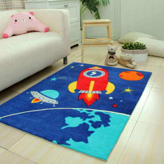 Cutom Printed Modern Carpet Rug for Living Room Carpet pictures & photos