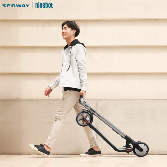 Segway Ninebot Es2 Top Speed 25km/H Electrical Mobility Foldable Kick Electric Scooter pictures & photos