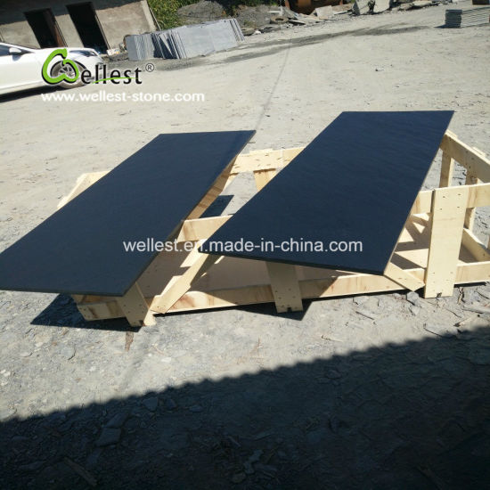 Tremendous China Black Stone Non Water Honed Finish Fireplace Base Home Interior And Landscaping Synyenasavecom