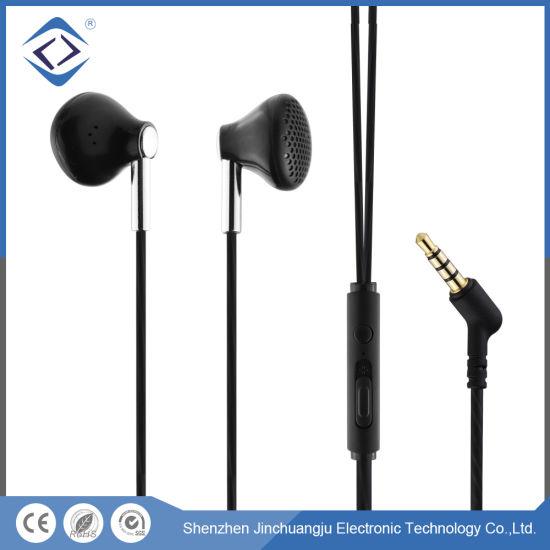 6e7ba65f17f China Mobile Phone 3.5mm L-Shape Noise Cancelling Wholesale Stereo ...