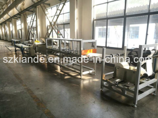 China DuPont Insulation Film Forming Machine, Busbar Mylar Film