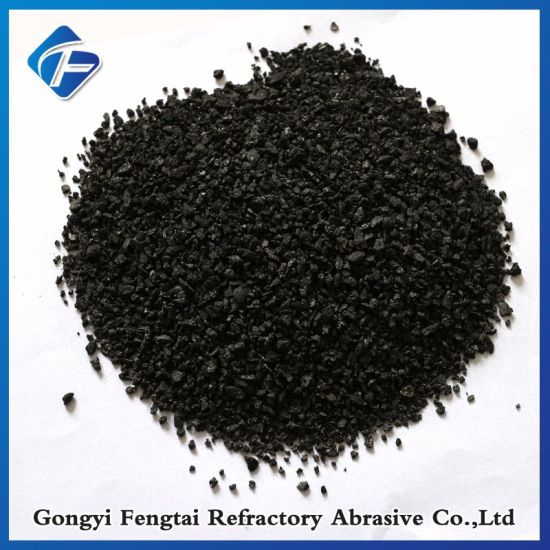 Low Sulfur Pet Coke/Calcined Petroleum Coke Price for Carbon pictures & photos