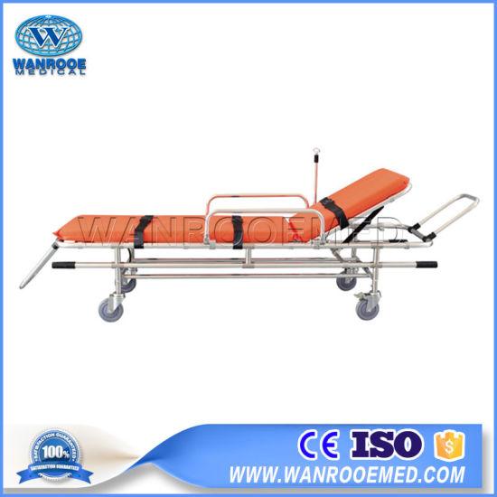 Ea-2A Aluminum Alloy Emergency Ambulance Equipment Stretcher for Patient