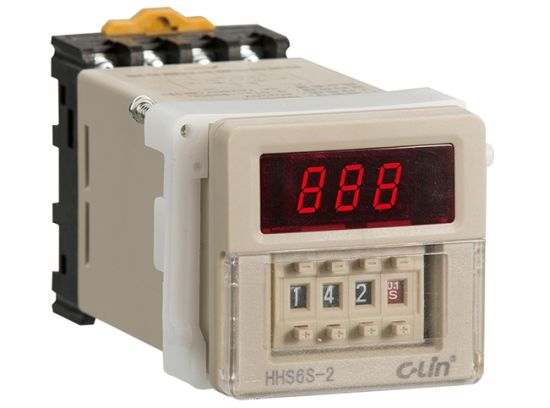HHS6S-2 Digital Time Relay