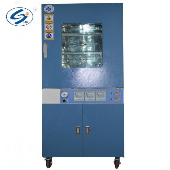 Intelligent Hot Air Vacuum Drying Oven Machine