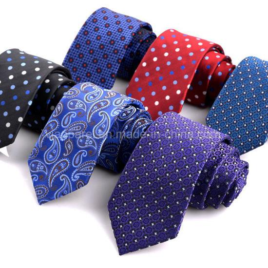 739326a800fa China Men′s Custom Polyester Company Logo Neck Tie - China Company ...