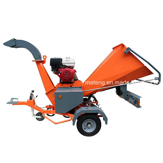 China Ce Certification and New Condition Wood Chipper