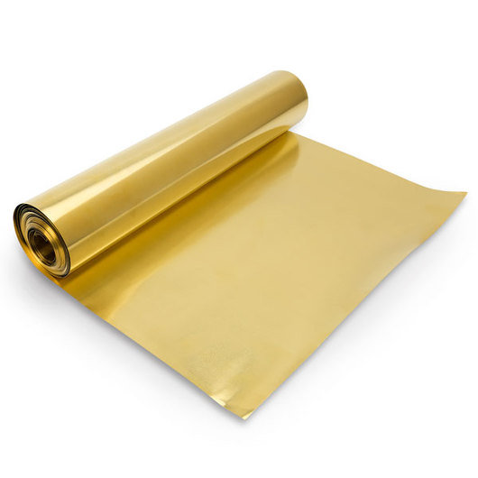 Soft Annealed C26000 C27000 Rolled Brass Foil