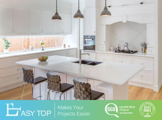 Modular Modern Fashion Wood Kitchen Cabinet with Shaker Style