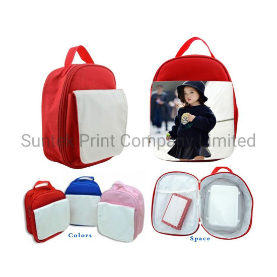Suntek Customizes Blank Lunch Bags for Sublimation pictures & photos